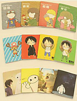T Notebook This Small Gift Customized Stationery Cute Cartoon Notepad Little Book Printed Logo Custom