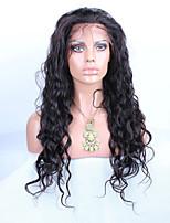 6а бесклеевой полный шнурок человеческие волосы парики бразильские тела волны 120% высокой плотности полные парики шнурка человеческих