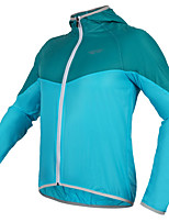 Sports® Cycling Jacket Unisex Long Sleeve Windproof / Anti-Eradiation / Sunscreen Bike Windbreakers Polyester Classic SummerExercise &