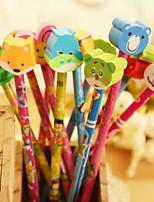 день рождения с резиновыми наборы карандашей