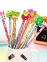 b10-1-07 дешевые студенческие призы прекрасные идеи подарков корпоративные подарки карандаш с резиновым рукавом