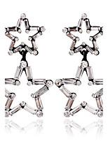 Zircon Earring  Drop Earrings Wedding/Party/Daily / Casual 1 pair