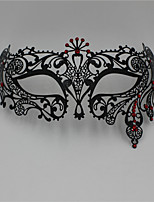 Venetian Sun Goddess  Laser Cut Metal Masquerade Ball Party Mask 3002C1