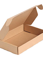 boîte d'emballage, la note: (a contient cinq morceaux)
