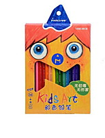 súper suave niño de color estudiantes mina de lápiz de color grafiti 36 la pintura del color