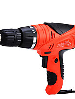 Power Lithium Battery Cordless Drill(Plug-in AC - 220V Drilling Diameter 10 mm)