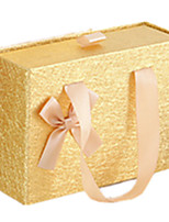 Gold Color, Other Material Packaging & Shipping 17*12*6cm Gift Box