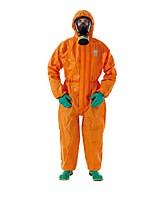 juegos encapuchados siameses ropa de protección química contra ácidos químicos de amoniaco fría (código XL venta)