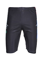 Sports Men's Swimwear Compression / Comfortable Swimwear Bottoms Adjustable Adjustable Black Black L / XL / XXL