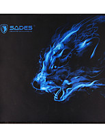 Ghost Wolf Gaming Mouse Pad