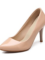 Women's Heels Summer / Pointed Toe Patent Leather Office & Career / Casual Stiletto Heel Others Black / Blue / Pink