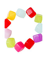 Bracelet/Strand Bracelets Alloy Square Fashionable Jewelry Gift Assorted Color,1pc