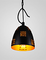 Retro Simple Loft Pendant Lights Metal Dining Room Kitchen Bar Cafe Hallway Balcony Light Fixture