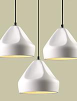 40W Luci Pendenti ,  Tradizionale/Classico / Retrò Pittura caratteristica for Stile Mini CeramicaSalotto / Camera da letto / Sala da