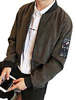 2016 new spring thin jacket men leisure SHIRT MENS Baseball Jacket slim Korean spring jacket
