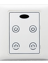 Type 86 Four Road Exhibition Hall of Infrared Intelligent Remote Wireless Switch