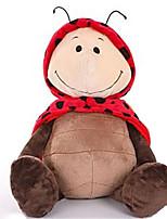 НИКИ мило божья коровка скарабея плюшевая игрушка кукла германии