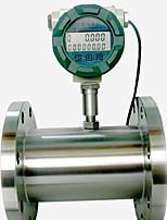interruttore di flusso flussometro a turbina liquido corrosivo