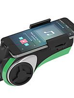 многофункциональный велосипед / мотоцикл Bluetooth аудио плеер с подсветкой, колокол, банк питания, mp3-плеер, комплект громкой связи,