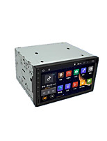 3862W GPS Navigation Integrated Vehicle DVD WiFi Bluetooth Rearview Driving Record