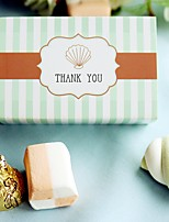 Recipient Gifts -Beter Gifts® Nautical Theme Shells-Shaped Soap Baby Birthday Party Favors Wedding Favors