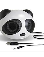 Panda Cartoon USB Mini Portable Car Speaker