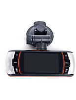 GPS Locator / Car Interior / Double Lens / Tracker / HD / Free Installation /  Vehicle Data Recorder