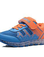 Garçon-Extérieure-Bleu-Talon Plat-Confort-Chaussures d'Athlétisme-Tulle / Polyuréthane