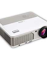 EUG® X760+ LCD Home Theater Projector 1024x600 2600 Lumens LED
