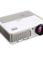 EUG® X760+ LCD Proyector de Home Cinema 1024x600 2600 Lumens LED