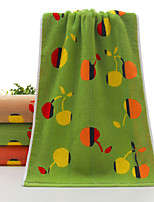 1PC Full Cotton Hand Towel Super Soft 13 by 29 inch Cartoon Pattern Strong Water Absorption Capacity