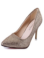Women's Shoes Glitter Spring / Summer / Fall / Winter Heels / Pointed Toe Heels Party & Evening / Dress Stiletto
