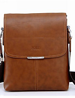 Men PU Casual / Outdoor Shoulder Bag