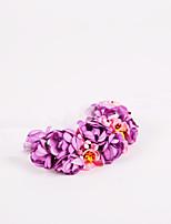 Hochzeitsblumen Mit Hand gebunden Rosen Armbandblume Hochzeit / Partei / Abend Polyester / Chiffon / Schaumstoff 3.94