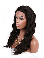 130 Density Lace Front Wig Brazilian Virgin Hair Wigs Human Hair Body Wave Lace Front Wigs Glueless  lace Wig For Black Women