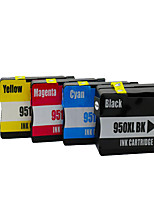 Suitable for Printer Cartridge A Group of Five Color Black, Red, Yellow, Blue
