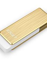 EAGET F50 topspeed-128G 128GB USB 3.0 Résistant à l'eau / Crypté / Rétractable / Anti-Choc / Taille Compacte