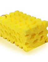 Cotton Honeycomb Sponge Coral Car Wash Car Cleaning Supplies