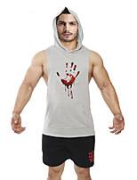 Running Tops / Vest / Hoodie / Shirt / Sweatshirt / Tank Men's SleevelessBreathable / Sweat-wicking / Static-free