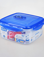 Shantou Factory Food Grade Microwavable Plastic Food Container 3.6L