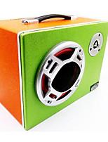 Automotive Supplies 6 Inch Square 12V Car Audio Subwoofer speakers