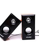 Hi Fi Laptop / Desktop Multimedia USB Small Speakers, High-End Mini Car Speakers