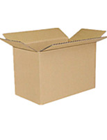 Yellow Color Other Material Packaging & Shipping 10# Three Layer Hard Packing Cartons A Pack of Fifteen