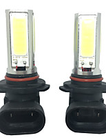 2PCS Golf 6 LED Fog Lamp Magotan LED Fog Lamp Sagitar LED Fog Lamp 9006 40W COB LED Super Bright Lightness