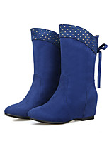 Women's Shoes   Wedges / Fashion Boots Boots Outdoor / Office & Career / Casual Wedge Heel OthersBlack /&HQ102