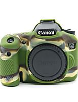 dengpin® weiche Silikon-Rüstungs-Haut Gummi Kameraabdeckung Tasche für Canon eos 70d (verschiedene Farben)