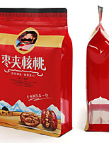 Dates 500G Bags Loaded Clip Walnut Dates Octagonal Windows Sealed Ziplock Bags Of Food Packaging A Five Pack