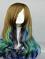 Lolita Wig 2 Colors  Cosplay Wigs Body Wavy Wig  80cm  Long Synthetic Wigs Halloween Costume Wig