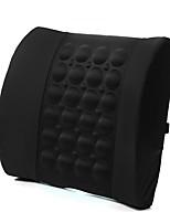 ziqiao многофункциональный электрический массаж автомобиля поясничная опора подушки автомобиля заднее сиденье подушку релаксации поддержки