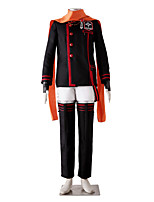 Inspired by D.Gray-man Lavi Bookman Jr. Anime Cosplay Costumes Cosplay Suits
